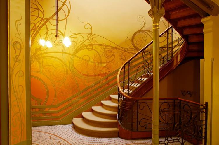 Victor Horta's Major Townhouses