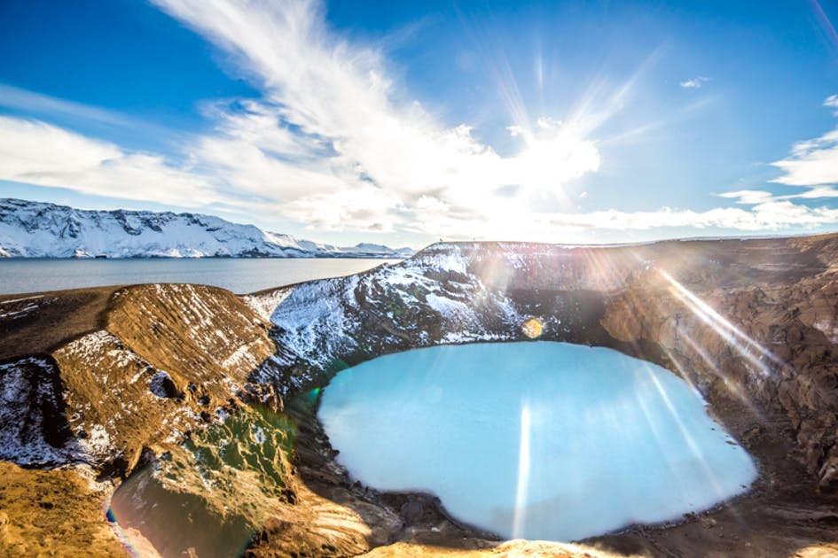 best tourist places in iceland