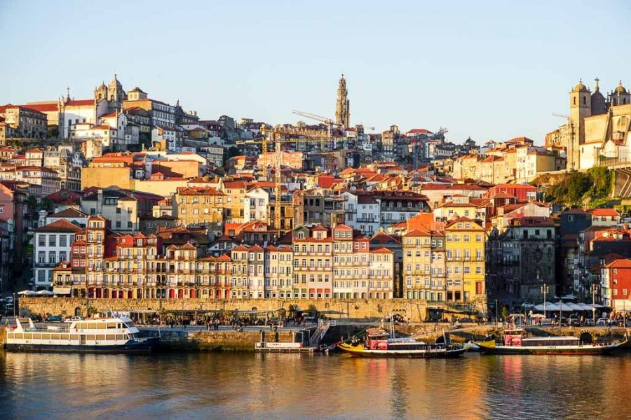 top tourist destinations in portugal