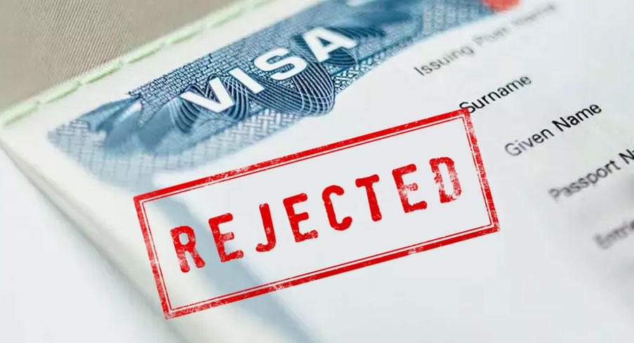 How Does the Visa Refusal Hamper your Travel Plans