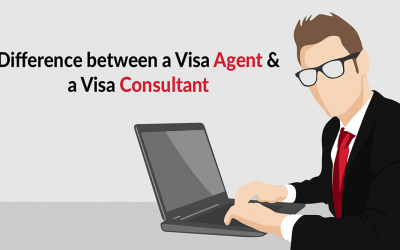 Difference Between Visa Agent and Visa Consultant